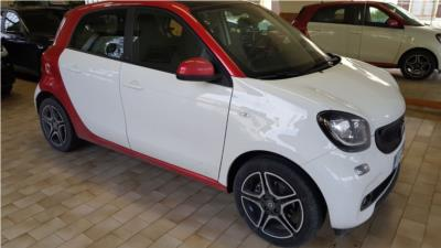 Smart, forFour PASSION