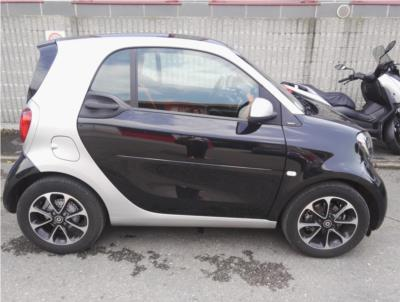Smart, forTwo 70 1.0 PASSION