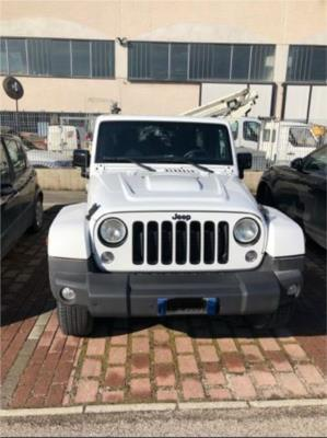 JEEP, Wrangler Unlimited 2.8 CRD DPF Sahara