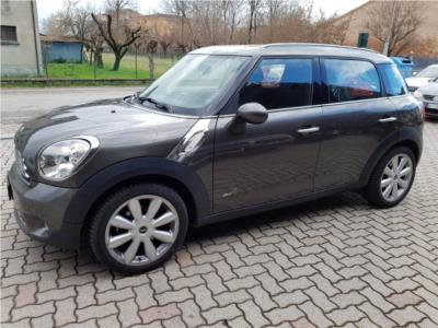 MINI, Cooper D Countryman Mini ALL4