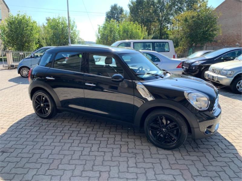 MINI , Cooper D Countryman
