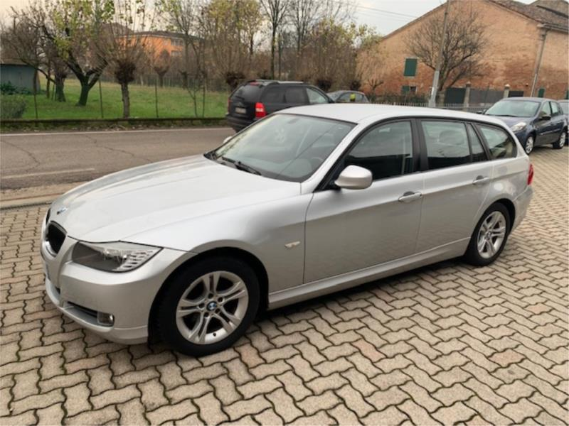 BMW, 318 d cat Touring Eletta