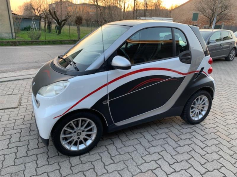 SMART, forTwo 1000 52 kW coupé