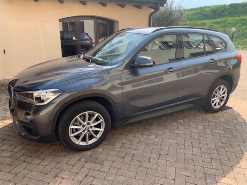BMW, X1 sDrive18d Business Advantage AUTOMATICO