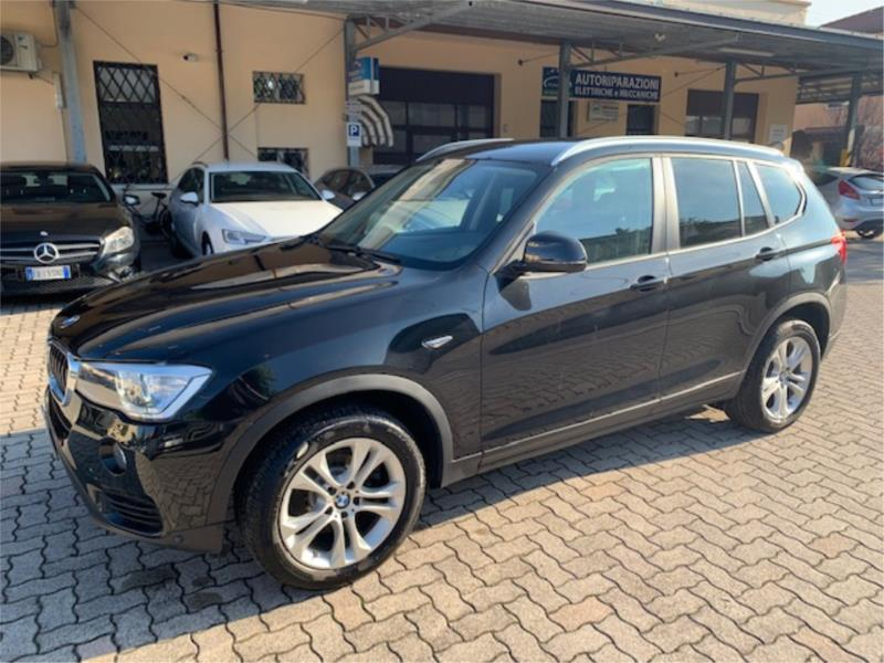 BMW, X3 sDrive18d Business Advantage