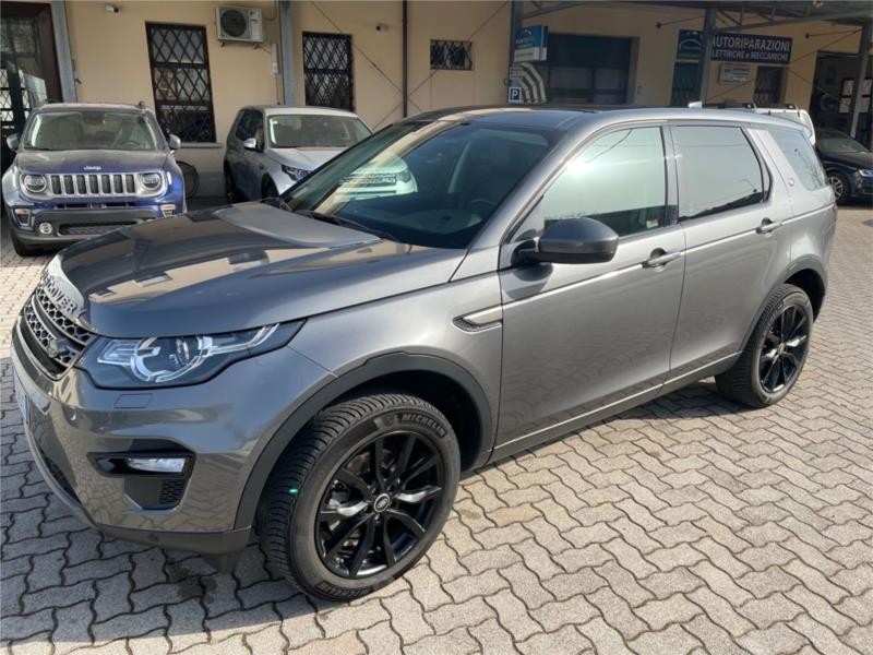 LAND ROVER, Discovery Sport 2.0 eD4 150 CV 4WD HSE TETTO PANORAMA